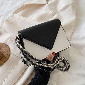 Raaqy Casual Pu Leather Flap Bag