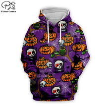 Funny skull Pumpkin print Men 3d Hoodies Halloween Jack Skelling Corpse Bride Christmas women Sweatshirt tshirt zipper pullover