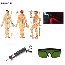Electronic Acupuncture Pen Electric Meridians Laser Acupuncture Machine Magnet Therapy Instrument Meridian Energy Pen Massager laser automatic test point pain relief acupuncture massage pen massager electronic acupuncture pen electric meridians electronic