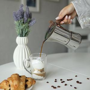 Image 3 - Fissman fogão de aço inoxidável, fabricante de café expresso, latte, mocha, ferramenta para casa, escritório, fechamento de café, gás e indução
