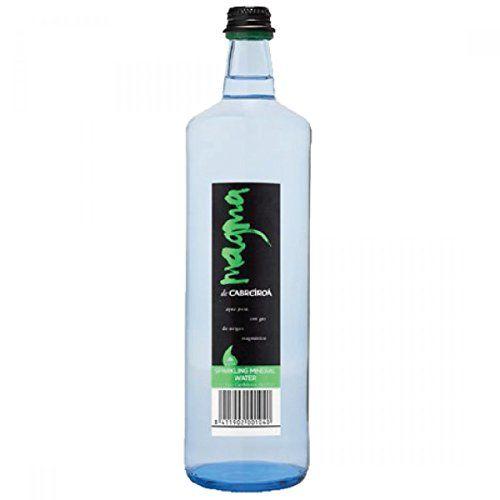 Acqua Di Origine Magica Magma Di Cabreiroá Con Bolle Di Carbonio Aggiunte, Bottiglia Da 1 L Pet.