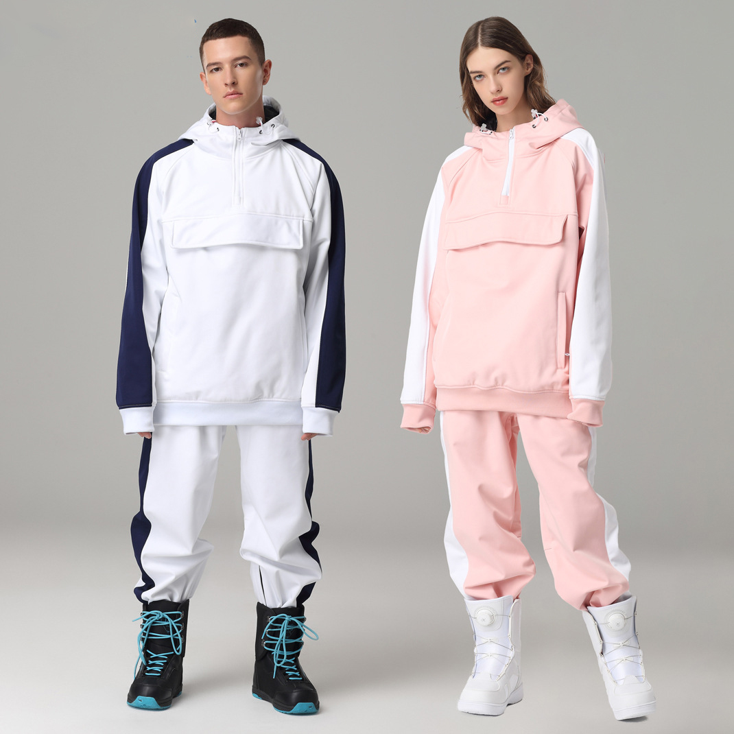 Новинка 2021, лыжный костюм, куртка для сноуборда, мужской Открытый походный лыжный комплект, зимняя женская одежда, комбинезоны, водонепрони...