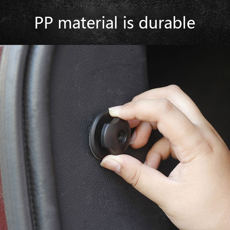 4PCS Durable Car Hook Mounting Points For Car Rear Cargo Trunk Storage Organizer Net Car Interior Accessories2020