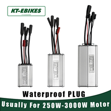 Ebike-Controller KT 1500W Waterproof Light-Function Electric 250W Brushless 750W 36V