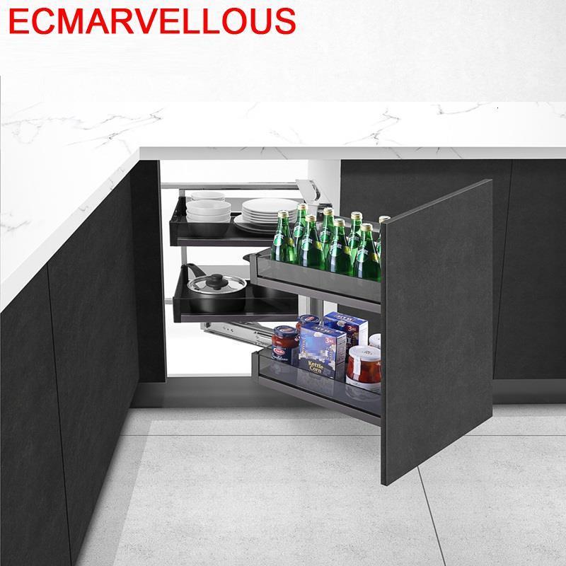 Para Organizar Kuchnia Mutfak Malzemeleri Despensa Gabinete Cestas Corredera Organizer Cozinha Kitchen Cabinet Storage Basket