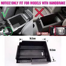 Armrest Storage Box Fit for Hyundai Ix35 2011 2015 Bin Tray Center Console Pallet Organiser Container Holder Case