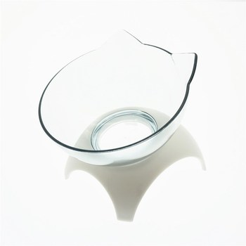 Non-Slip Double Cat Bowl Dog Bowl With Stand  4