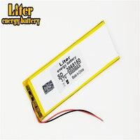 3565150 3.7V 5000mAH [3565152] PLIB (폴리머 리튬 이온 배터리) 태블릿 pc GPS mp3 mp4  휴대 전화  스피커 용 리튬 이온 배터리