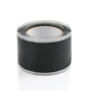 1 X Bonding Tapes Black Rubber