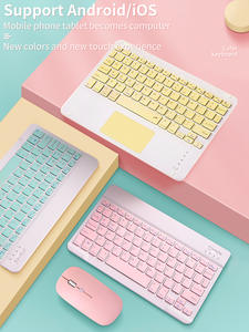Generation Mouse Bluetooth Keyboard iPad Android Tablet Samsung for 7th Pro Pro