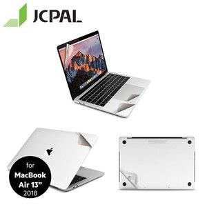 JCPAL MacGuard полный комплект защитной пленки для MacBook Air 13