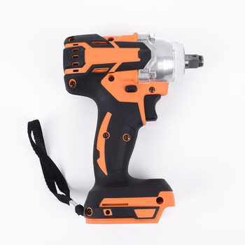 Cordless Brush Less Impact Wrench Body No Batteries For Makita Battery 18V 520Nm Power Tools Electric Wrenches Body