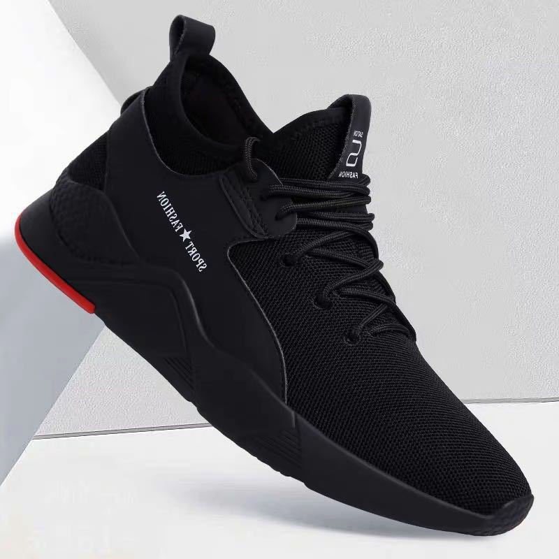 New Fashion Joker light For Men Sneakers Comfortable Breathable mesh  Casual Shoes Male Soft Brand