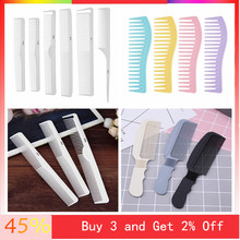 3/6 stücke Professional Hair Pinsel Kamm Set Salon Anti statische Haar Kämme Haarbürste Friseur Kämme Haarpflege Styling Werkzeuge