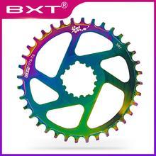 цена на Bicycle Chain wheel mountain/MTB Road GXP Bike Crank 32T 34T 36T 38T Bike Circle Crankset Single Plate bike parts Free Shipping