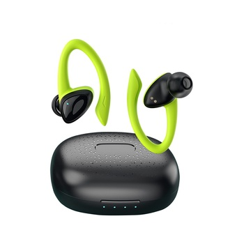 TWS Bluetooth 5.0 Earphones With Charging Box Wireless Headphone 9D Stereo Sports Waterproof Earbuds Headsets With Microphone 1