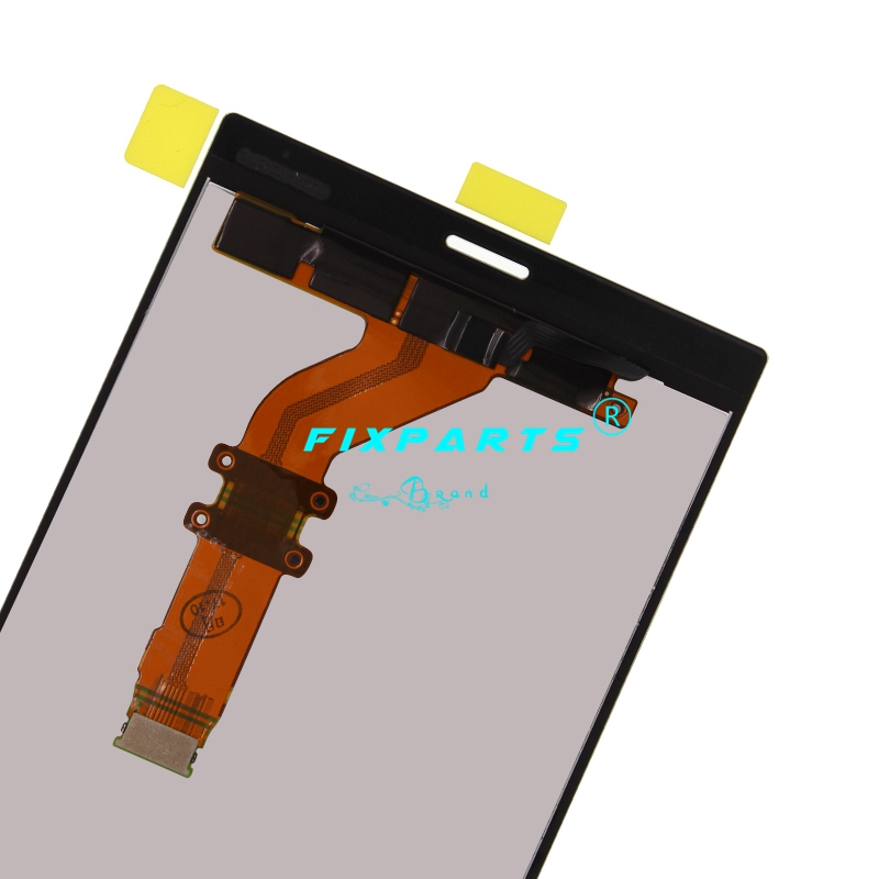 Sony Xperia XZs LCD Display Touch Screen Digitizer Assembly With Frame