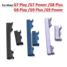 10 Teile los für Moto G7 Power G9 Power G8 Plus G9 Plus G7 Spielen G8 Spielen G8 Power Lite Seite Power-Taste + volumen Taste cheap New625 CN (Herkunft) For Moto G7 Power G9 Power G8 Plus G9 Plus G7 Play G8 Play Motorola Power Lautstärke Tasten For Moto G7 Play Brazil