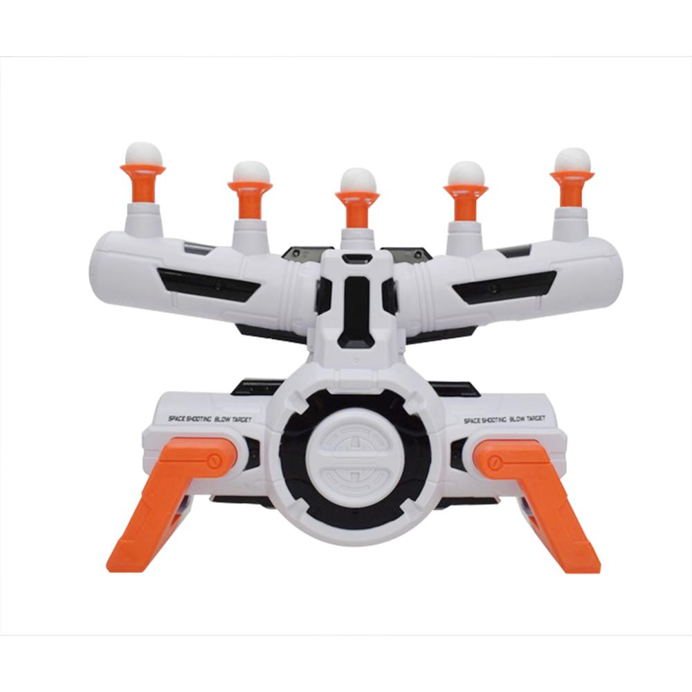 Electric Suspension Ball Dart Target Toys Floating Ball Target Set Electric Shooting Target Toy Children Sports Toy Kids Gifts