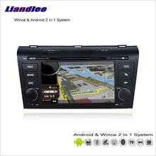Автомобильная Мультимедийная стереосистема liandlee на android