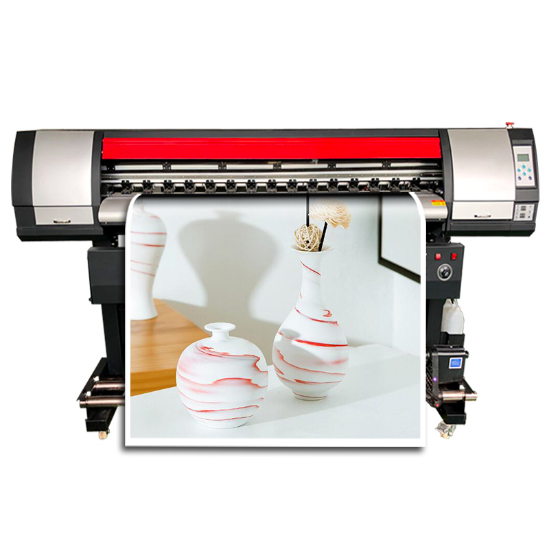 Large Format Sign Printer 160cm Car Sticker Plotter Printing Machine Wholesales Price Self Adhesive Vinyl Printer