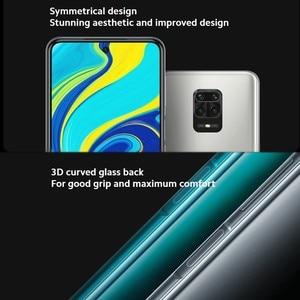 "Image 2 - هاتف شاومي ريدمي نوت 9 S 4GB 64GB الإصدار العالمي الهاتف المحمول سنابدراجون 720G ثماني النواة 5020mAh كاميرا 48mp نوت 9 S الهاتف الذكي 6.67"""