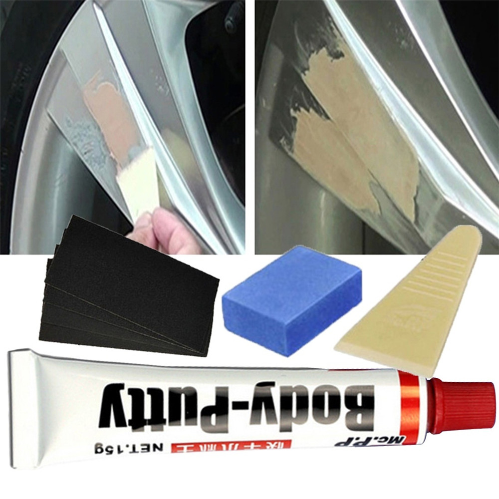 15g Car Body Putty Scratch Filler Painting Pen Assistant Smooth Repair Tool Car Accessories