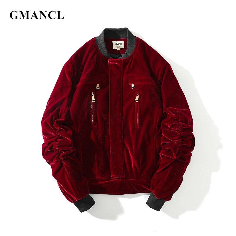 Automne hiver hommes épais chaud en vrac velours flanelle bomber veste Streetwear haute qualité homme surdimensionné décontracté manteaux pour vêtements de dessus
