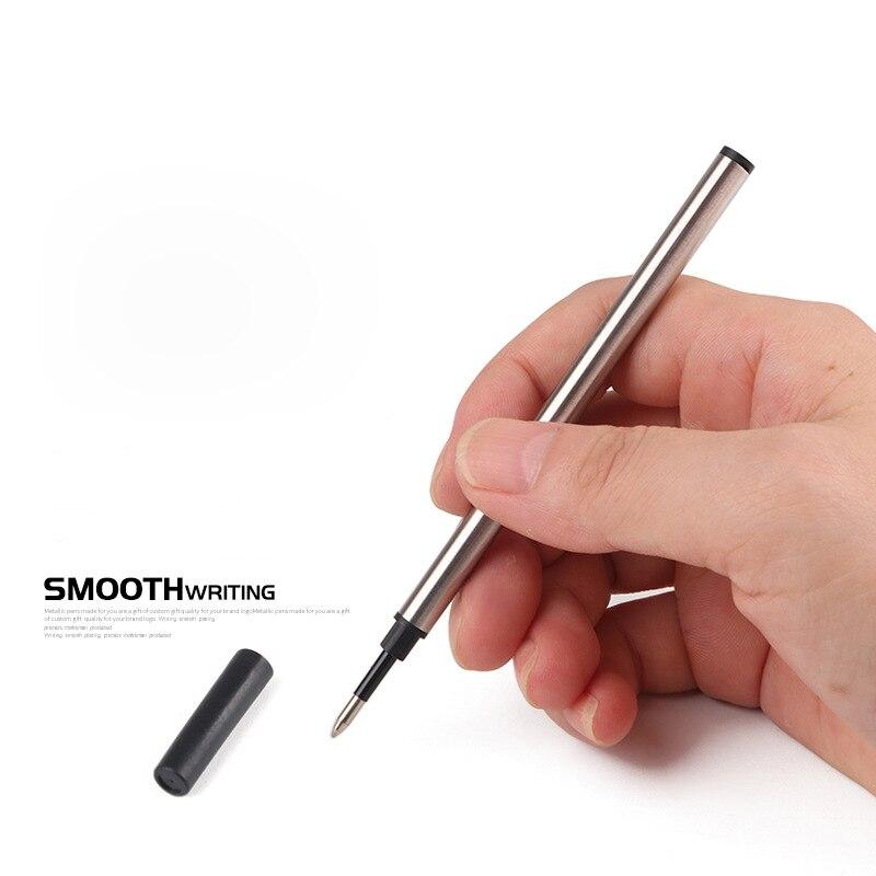 0.7mm Four-color Metal Gel Pens Refill 114mm