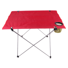 Folding-Table Picnic Outdoor Camping Lightweight for Beach-Backyards BBQ Party And Non-Slip