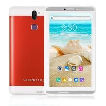 7,0 дюймовый планшетный ПК, 1 ГБ/16 ГБ, 3G, четырехъядерный процессор Android 6,0, до 1, 3G Гц, две sim-карты, Wi-Fi, OTG, Bluetooth