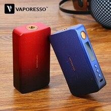 220 Вт Vaporesso GEN мод Vape коробка мод Питание от двух батарей 18650 Совместимость с 510 атомайзер электронная сигарета VS люкс мод