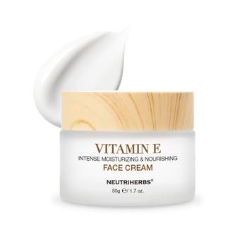 Neutriherbs Night Cream Vitamin E Cream Face Facial Vitamin E Extract Anti Wrinkle Whitening Cream Anti Aging Moisturizing 50g 1