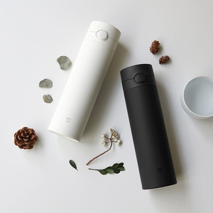 Image 4 - Botella de vacío Xiaomi 2 316L termo de acero inoxidable 6H mantener caliente/fría taza de vacío 480mL capacidad botella de aislamiento