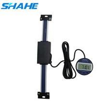 0- 150 mm 0,01mm Drehmaschine Fern Digital Anzeige lineare skala Externe Display Digitale Magnetische lineare skala