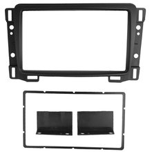 Double Din Car Radio Fascia for Chevrolet Sail Dvd Stereo Panel Fascia Dash Mount Kits Refit Installation Trim Frame Bezel(178x1(China)