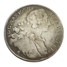 1763 Germany Coins Old Coin Copy for collection gift