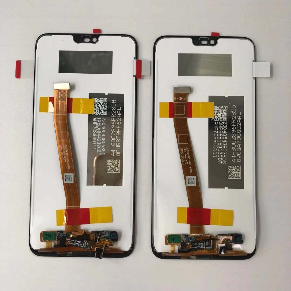Hbdf7f995472944539ee44f6d9b90a704e 100% Original Tested New For 5.84' Huawei Honor 10 COL-L29 LCD Display +Touch Screen Digitizer Assembly Replacement +fingerprint