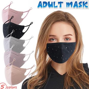Mascarillas szybka dostawa máscara pałąk dla dorosłych wielokrotnego użytku zmywalny nadruk regulowana oddychająca wiatroszczelna maska ochronna маски tanie i dobre opinie CN (pochodzenie) 202020 masque mascarar protection face desechables masque de protection mascara respirador mascara facial