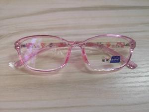 Image 5 - Childrens glasses Boy Girl Eyeglasses Lightweight Eyewear Frame Children Prescription Glasses frame Silicone nose care 686