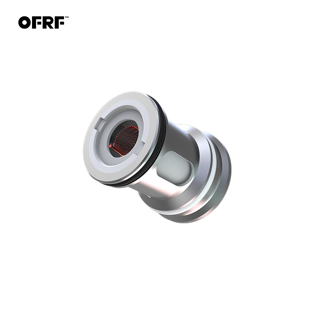 2pcs/pack OFRF nexMESH Coil 0.15ohm A1 0.2ohm SS316 Replacement Coils For OFRF nexMesh Sub Ohm Tank 2
