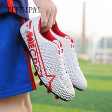 Sneakers Trainers Soccer-Shoes TF Lawn Men Hard-Court Boys New-Design Men's