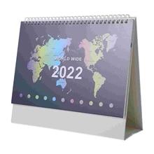 1 Pc Desktop Calendar Decoration Memo Desk Calendar Decoration for Office