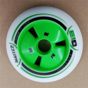 Image 3 - MATTER Gi3 Inline Speed Skates Wheel F1 110mm 100mm 90mm Racing G13 Race Track Competition Racing for Powerslide for MPC 6 piece