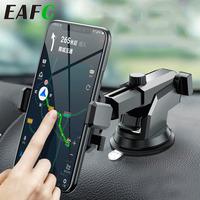 Soporte de teléfono móvil con ventosa para coche, soporte para teléfono móvil, No magnético, con GPS, giratorio, estilismo para coche