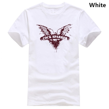 The cocksparrer cock sparrer symbol logo, music band group punk rock t-shirt image