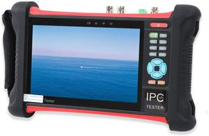 Image 5 - Monitor IP de 7 pulgadas 6 en 1 H.265 4K HD CCTV, probador de cámara IP CVBS AHD CVI TVI SDI 8MP 5MP, probador de cámara ONVIF WIFI HDMI, entrada WIFI POE 48V