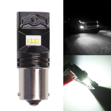 2pcs 1156 ba15s p21w 1157 Ba15d Car Tail Taillight LED Bulb Brake Lights 12V Reverse Lamp Running Signal Light