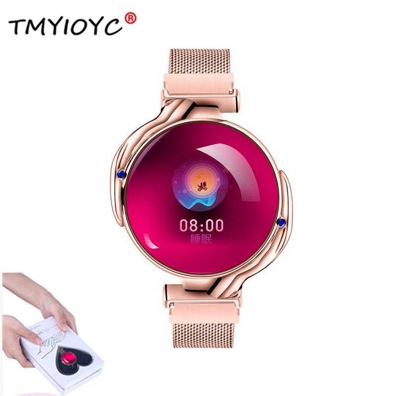 2019 Z38 Smart Watch Women Heart Rate Monitor Health Watch Blood Pressure Fitness Tracker Sports Smart Bracelet Pk W34 I5 Watch