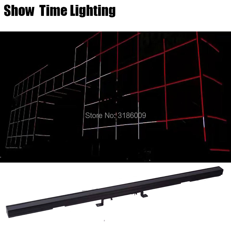 SHow Time 40pcs 1W RGB Pixel Bar Light DMX 512& Art-net All Equipped Use For Disco Stage Effect Camera Performance Night Club image